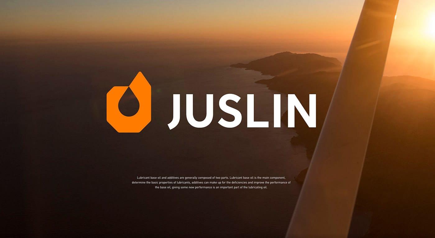 润滑油logo广告
