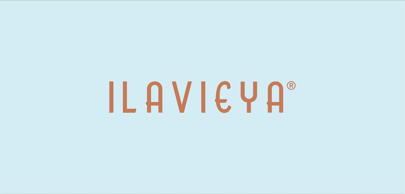 ILAVIEYA首饰_logo广告