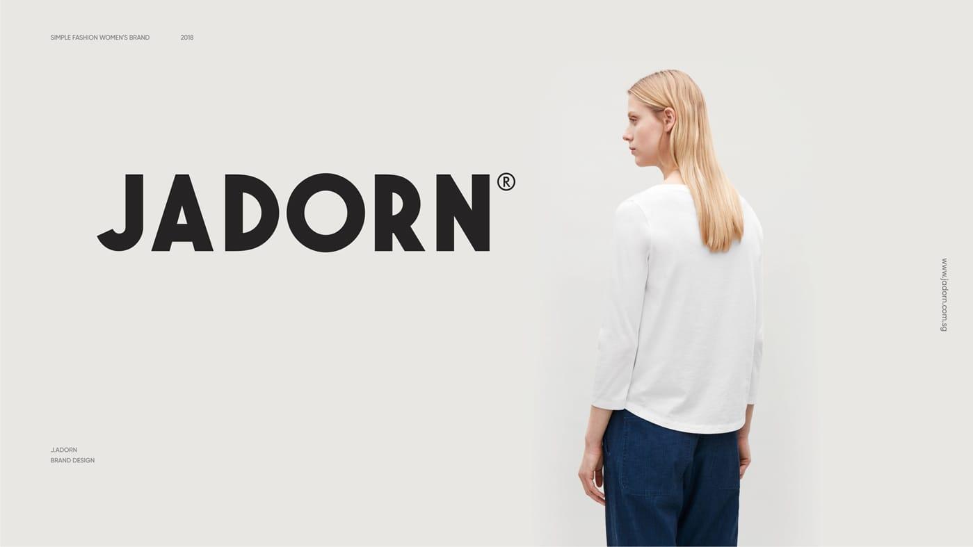 JADORN时尚女装品牌广告-03