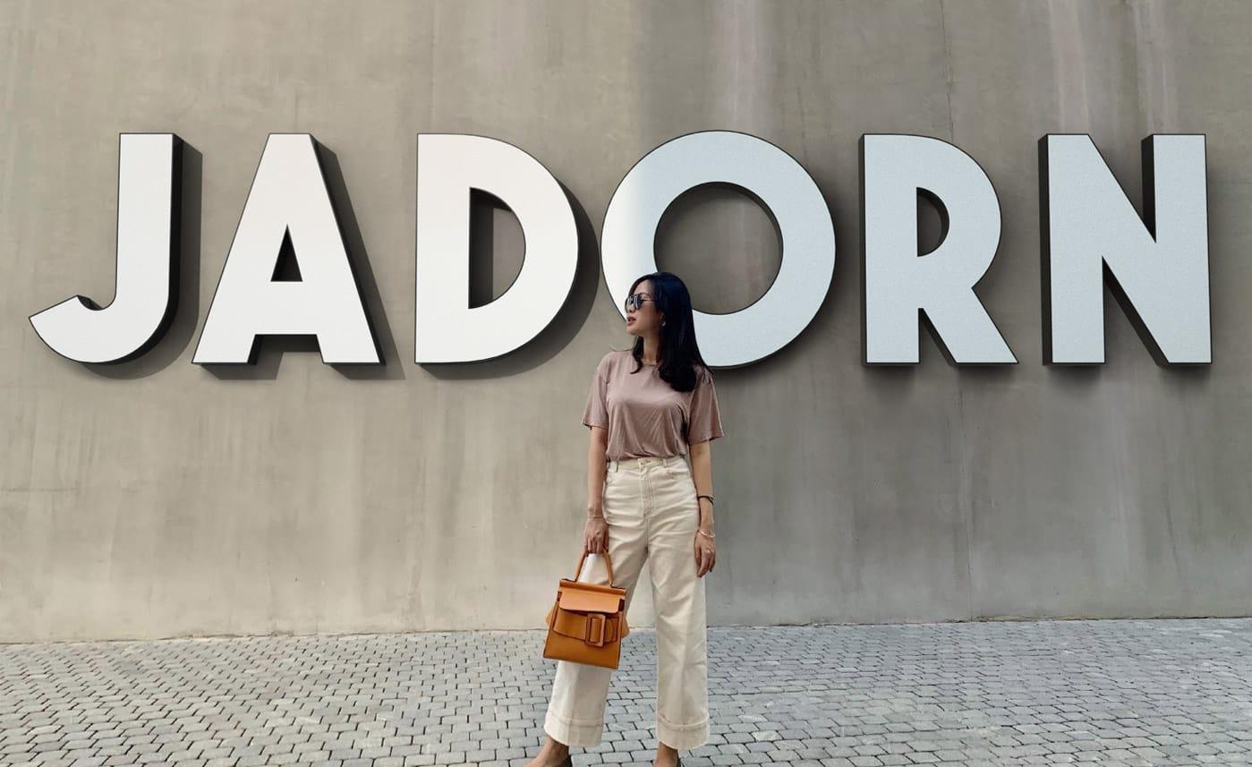 JADORN女装品牌广告
