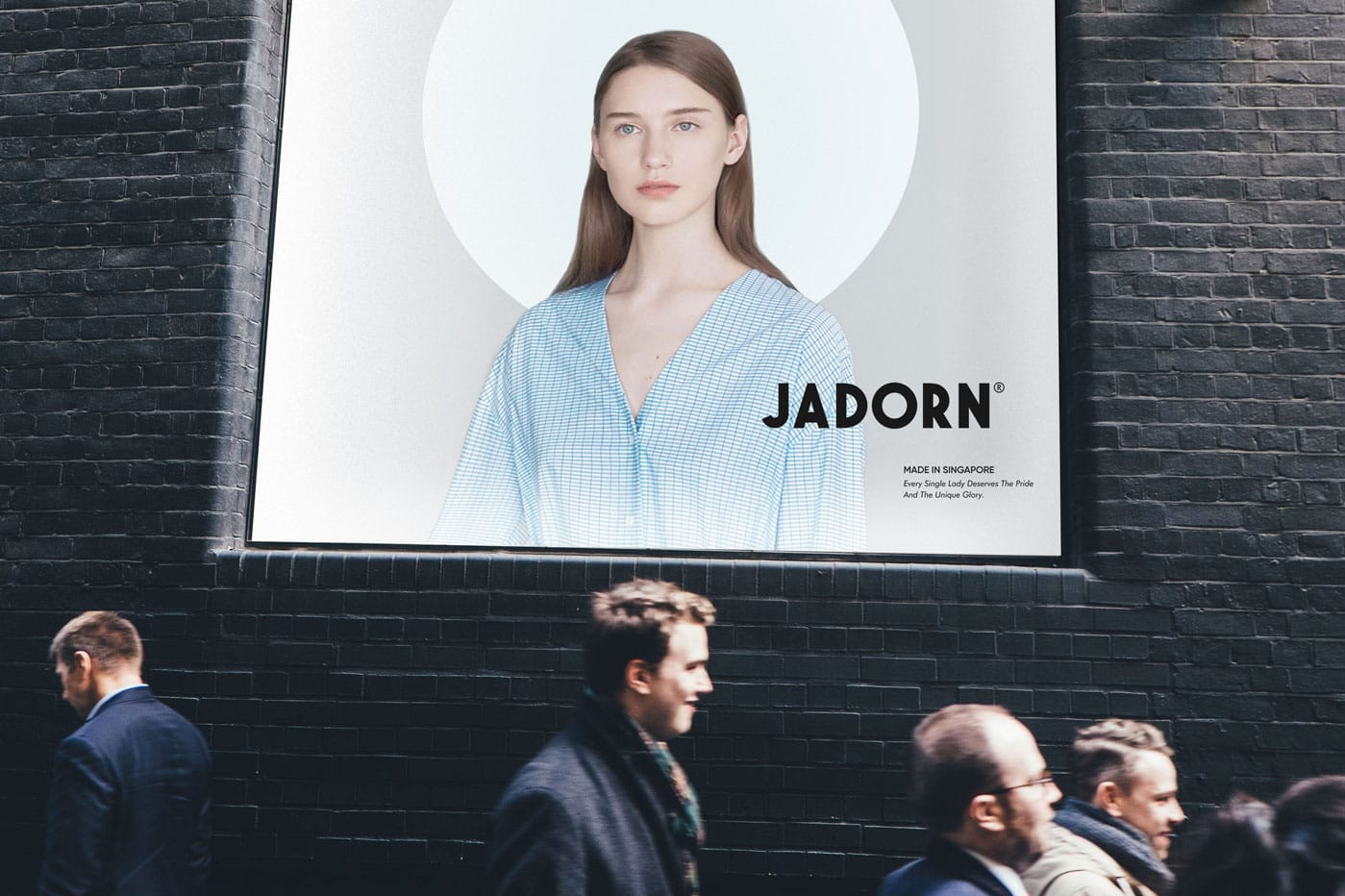 JADORN时尚女装品牌广告-16